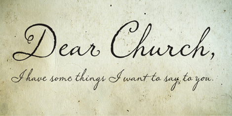 Dear Church