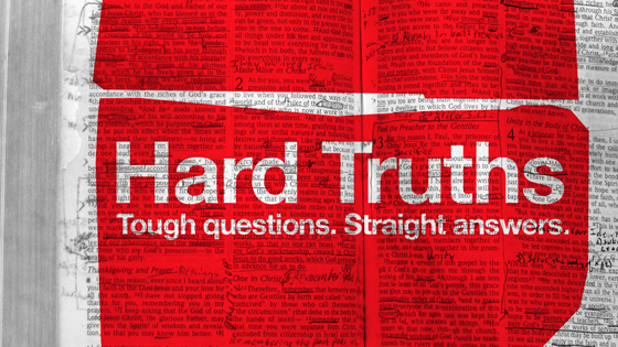 Hard Truths: Tough Questions. Straight Answers.